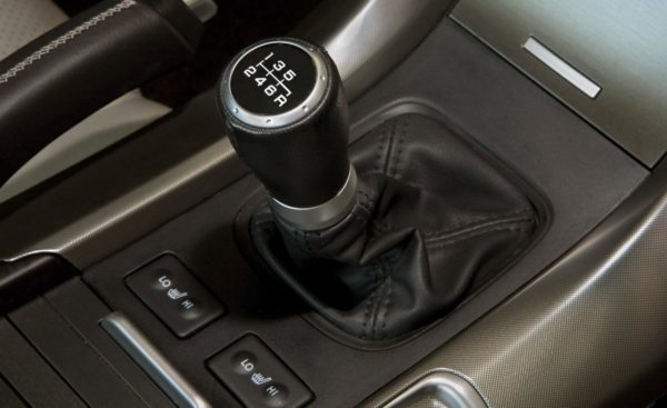 механическая коробка переключения передач