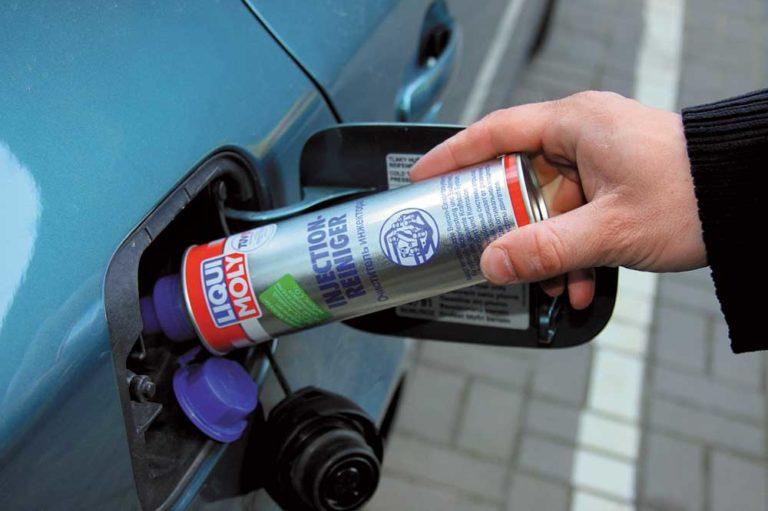 Как почистить топливную систему своими руками